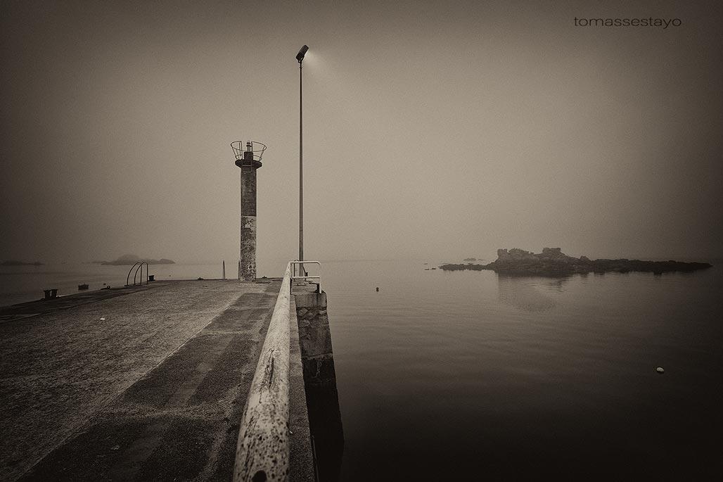 Muelle de Insuela