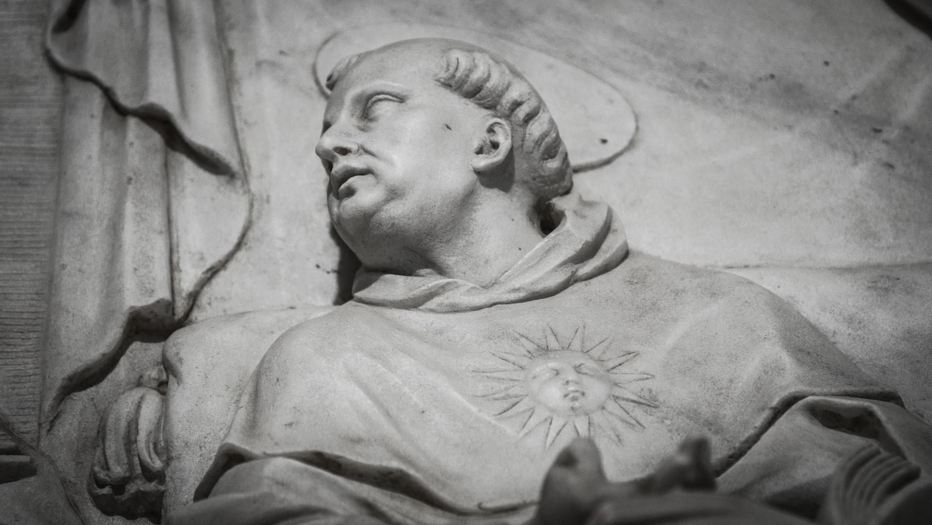 """Featured image for """"Santo Tomás teólogo de Dante – la creación es signo de Dios"""""""