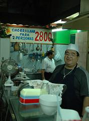 Don Robin, Chile