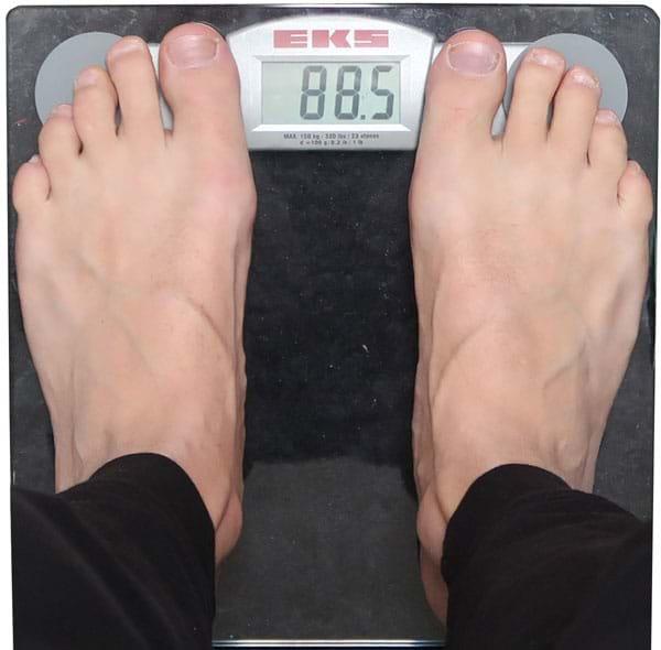 Gå ner i vikt snabbt och enkelt - 10 kilo på 7 veckor