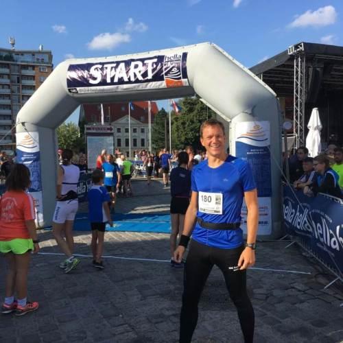 Hella Marathon Nacht Start