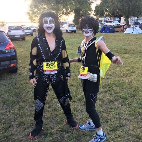 Medoc Marathon 2017 - Kiss