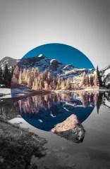 Vantage Peak Tarn Revelation
