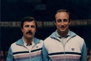 Miquel Nolis y Enric Campos