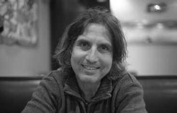 Peter Markus, fiction author.