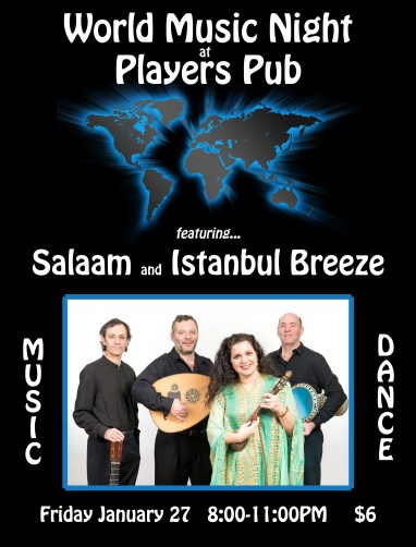 World Music Night Flyer Jan 27 2017