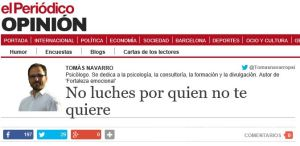 no luches