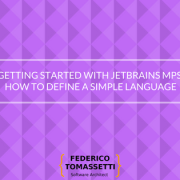 Getting started with Jetbrains MPS: how to define a simple language