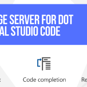 A Language Server For DOT With Visual Studio Code