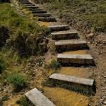 Escalera a «La Sabateta»