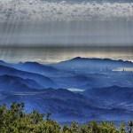 Panorámica desde el Cabeçó d'Or (1.210 m) #Alicante