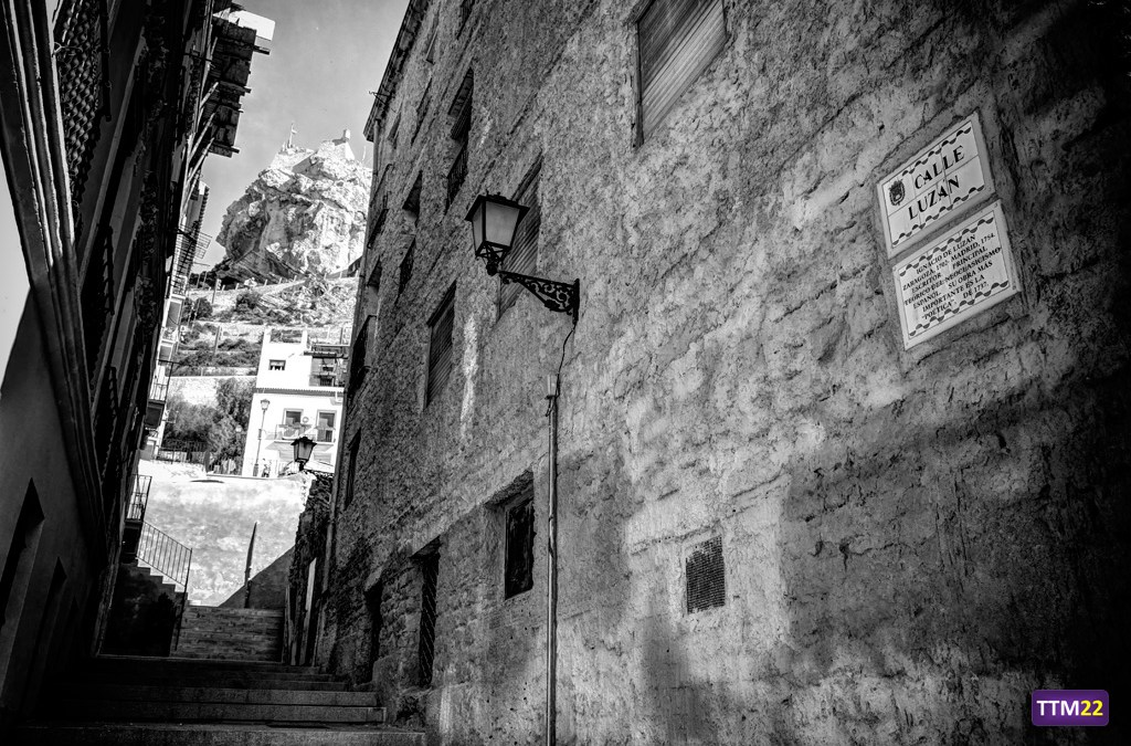 Calle Luzán #Alicante