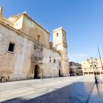 Plaza de Santa María #Elche