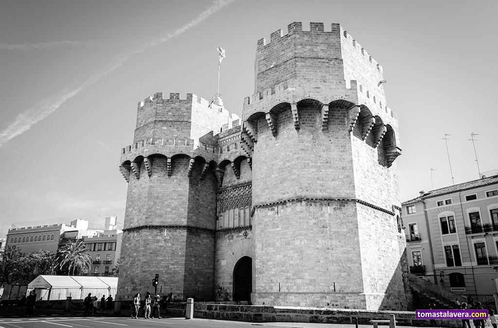 Torres de Serranos #Valencia