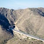 Túnel de la N-332 #ElCampello