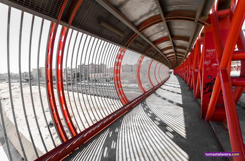 Puente Rojo (I) #Alicante