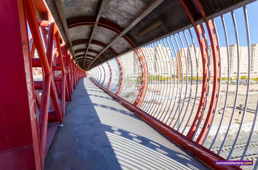 Puente Rojo (III) #Alicante