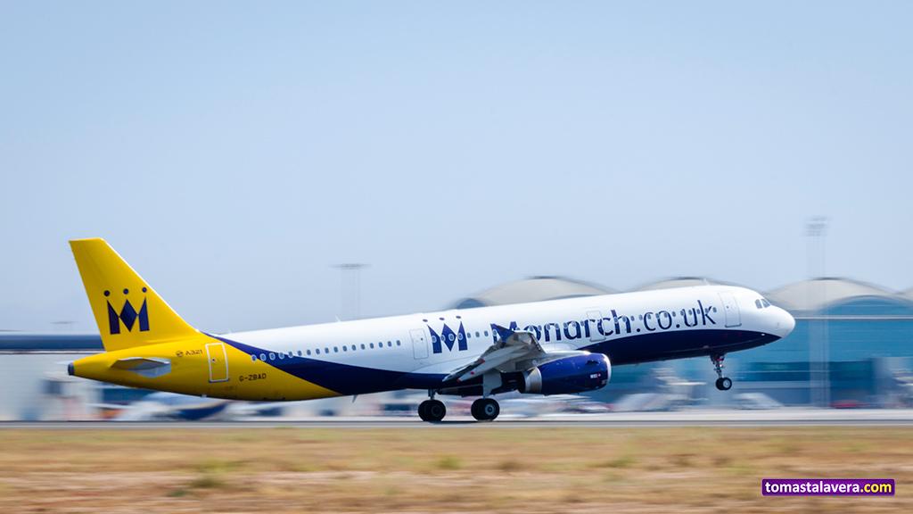 Aeropuerto de Alicante-Elche: Airbus A321