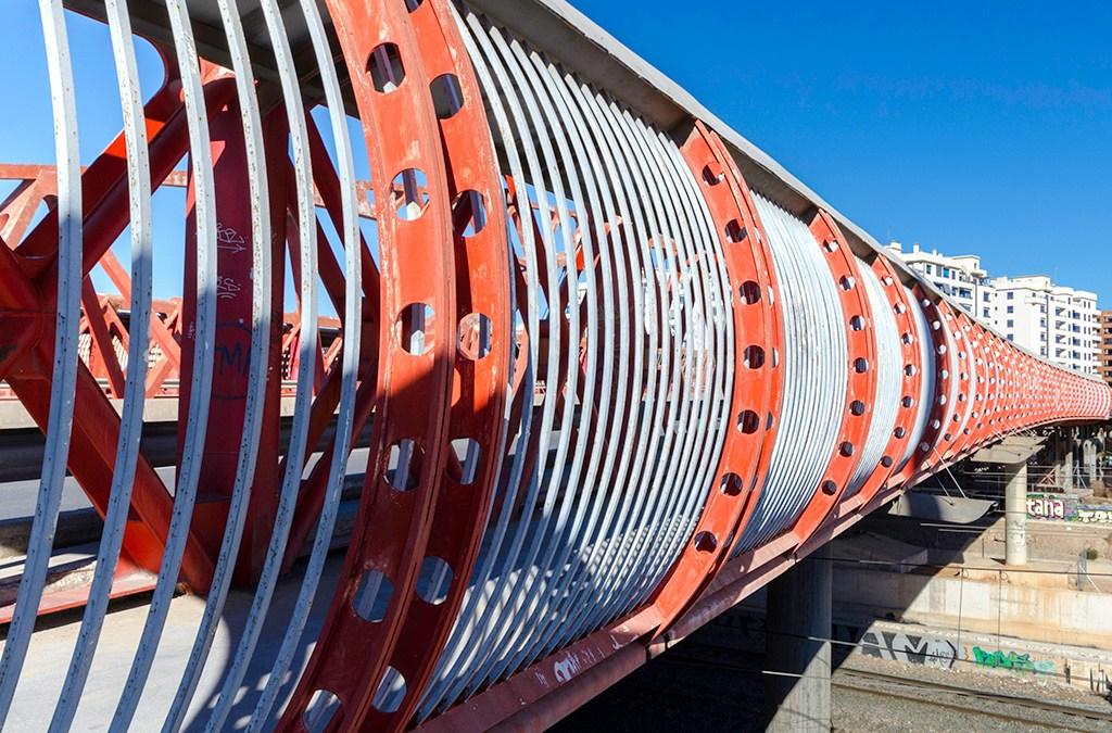 Puente Rojo (IV) #Alicante