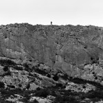 Sobre la montaña