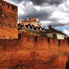 Battlements, Warsaw Old Town