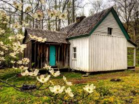 Pioneer Cabin, Great Smoky Mountains