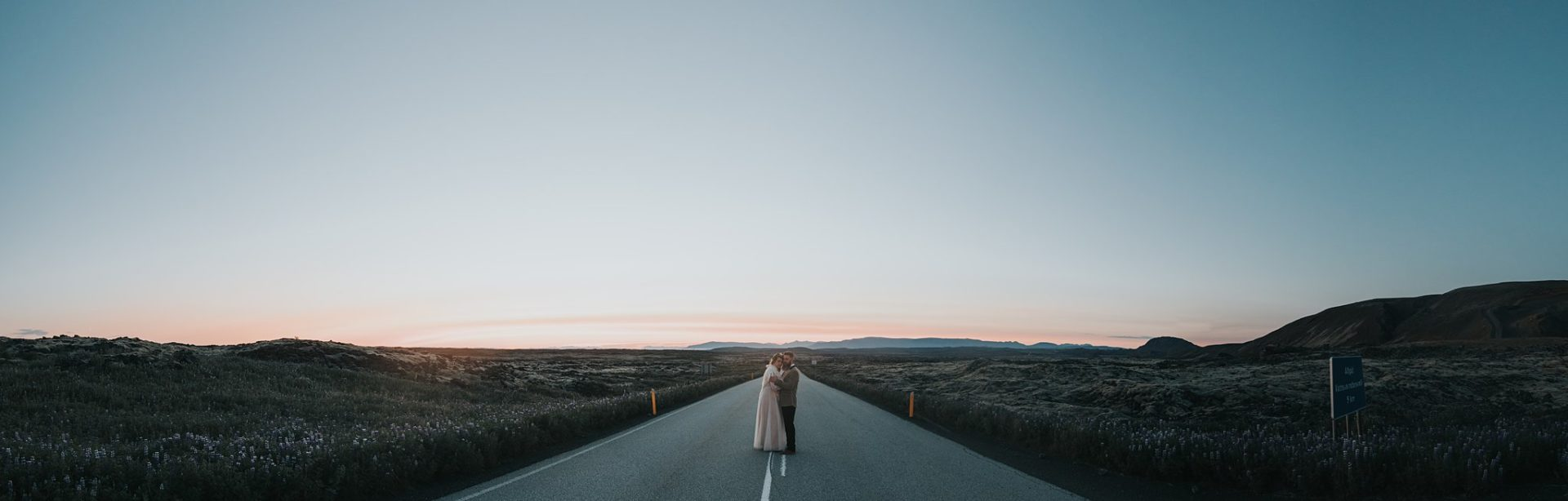 Iceland panorama fotograf ślubny poznań