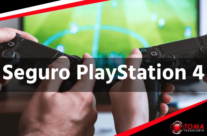 Seguro PlayStation 4 barato