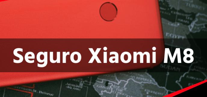 Seguro Xiaomi Mi 8