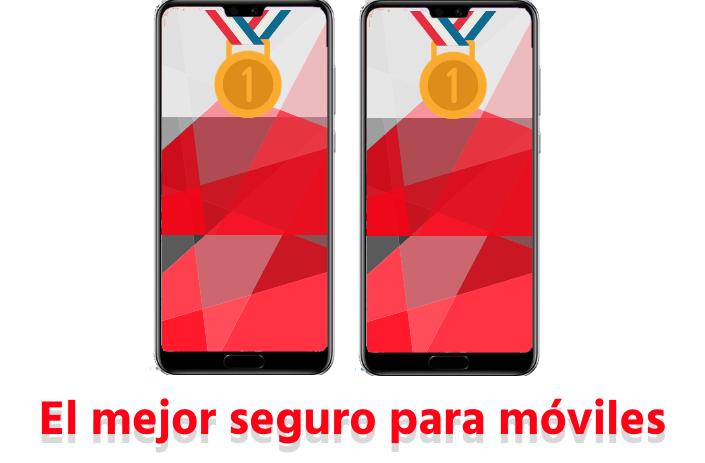 OFERTA El mejor seguro para móviles de 2020