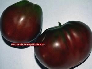 Black Trüffel, Schwarze Trüffel Tomaten, Japanese Black Trifele kältetolerant
