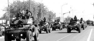 Nigerien Armored Cars, 2008