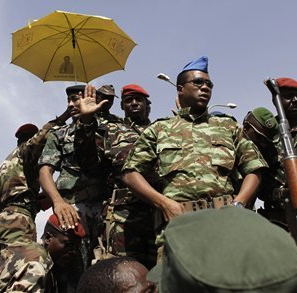 junta members niamey RDP umbrella
