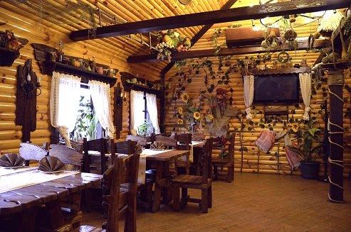 Ресторан Лукоморье в Киеве ул. Генерала Наумова 25: меню ...