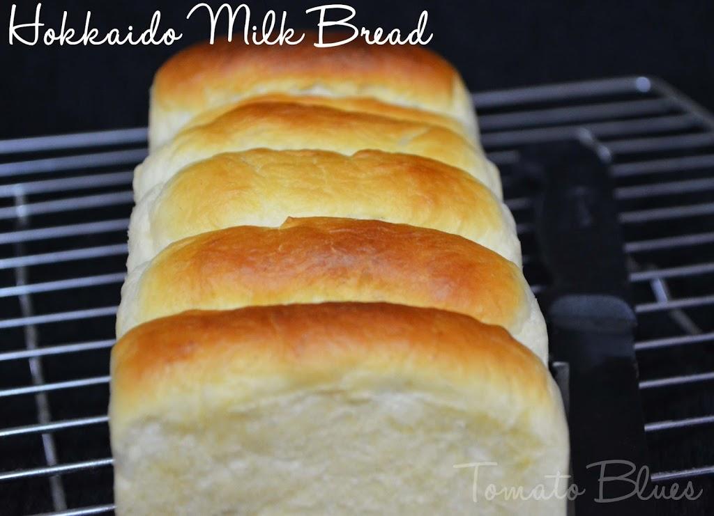 Japanese Hokkaido Cake Recipe: Hokkaido Milk Bread Recipe
