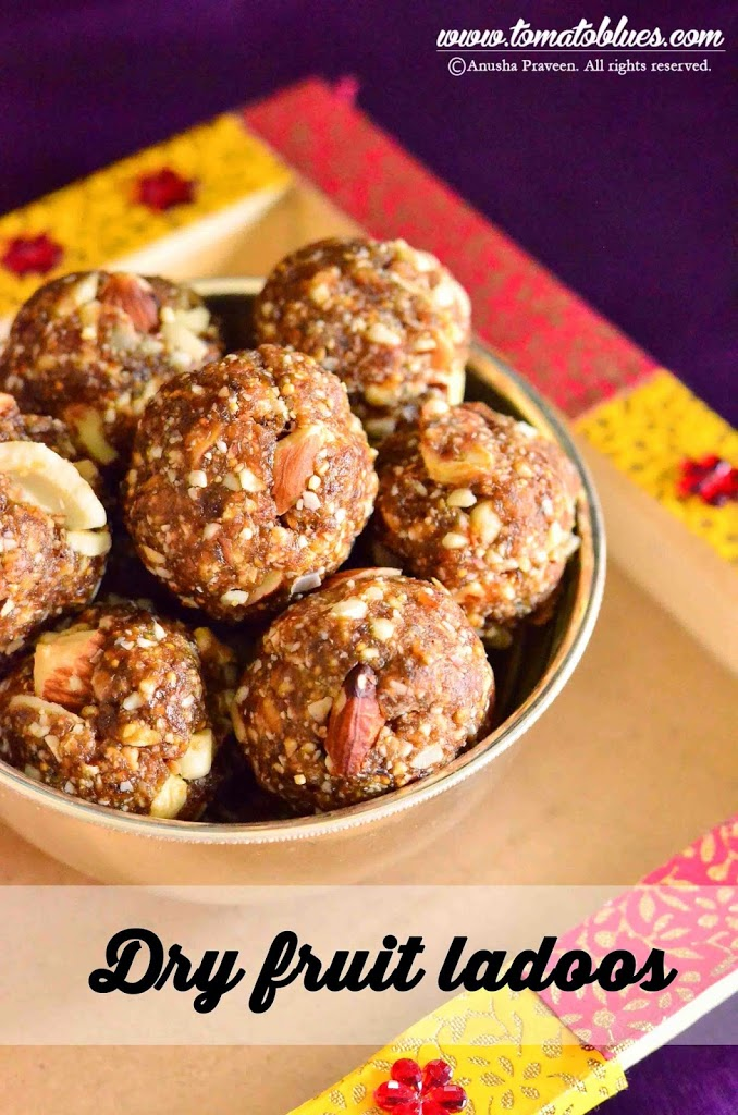 Dry Fruit Ladoo Recipe| Easy Diwali Sweet Recipes For ...