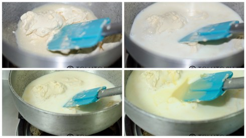 1-panakam gelato step by step