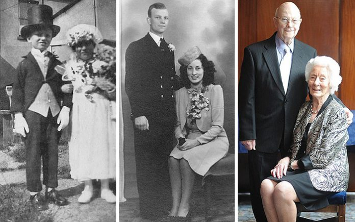 Married Couples Recreated Their Old Photos tomatoheart 7