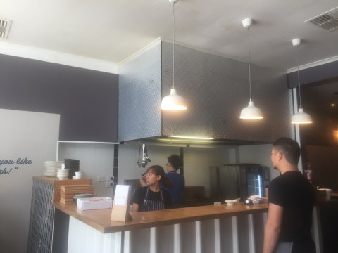 Kwan's Table replaces Inkr7 on Inkerman St St Kilda
