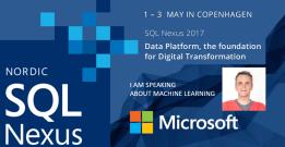SQL Nexus 2017, Copenhagen Denmark