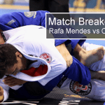 Match Breakdown: Rafa Mendes vs Cobrinha 2015