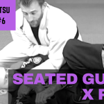 2 Minute Jiu Jitsu #8: X Pass against Seated Guard