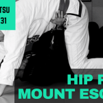 2 Minute Jiu Jitsu Ep 3: Hip Push Mount Escape
