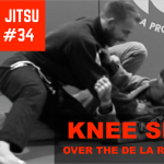 2 Minute Jiu Jitsu Ep 34: Knee Slide Over The De La Riva Hook