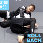 2 Minute Jiu Jitsu Ep55: Roll Over Back Take