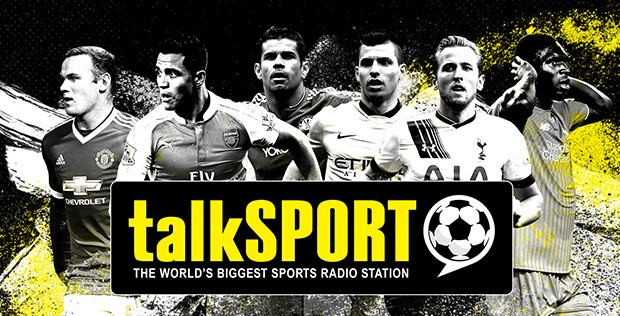 Tom on Talk Sport Kick Off: Psychology in sport special