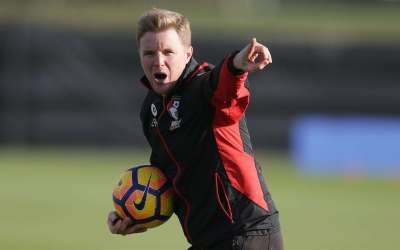 Eddie Howe – AFC Bournemouth Manager