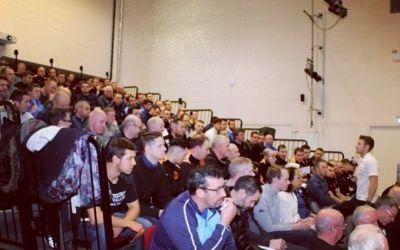 The Future Coach Seminar Dublin – Success!