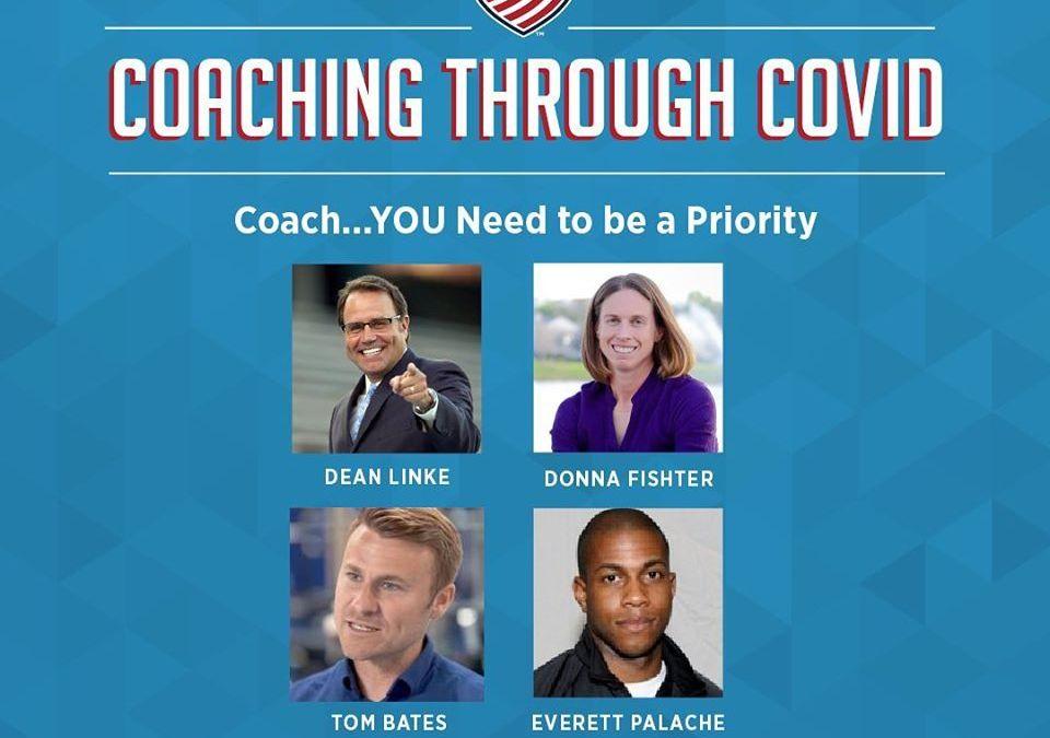 Tom Bates United Soccer Coaches Webinar