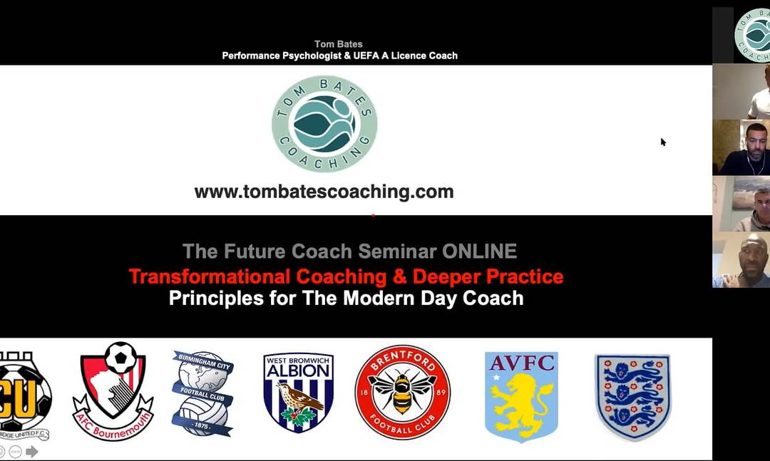 The Future Coach Virtual Seminar Sept 2020 – Success!